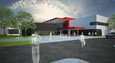 Virden Recreation Facility Conception Design